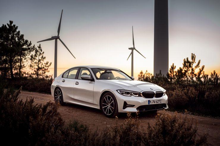 BMW Serie 3 G20 330e 09