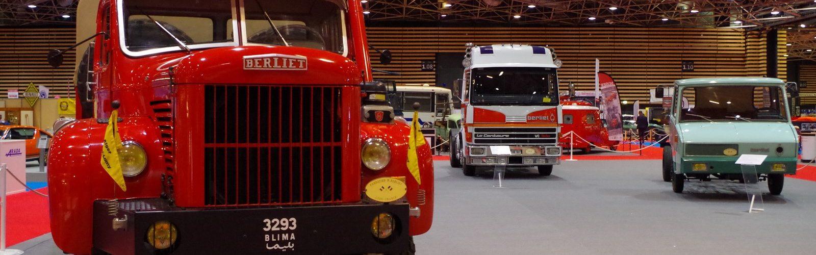 Berliet Camions EpoquAuto 2018 45