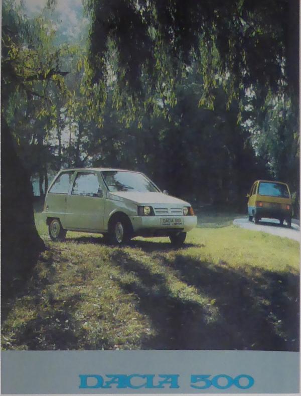 Dacia 500 Lăstun