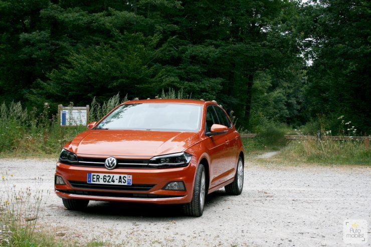 Essai VW Polo TSI 95 15