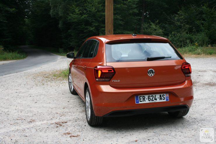 Essai VW Polo TSI 95 21