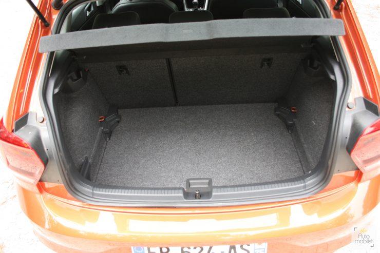 Essai VW Polo TSI 95 23