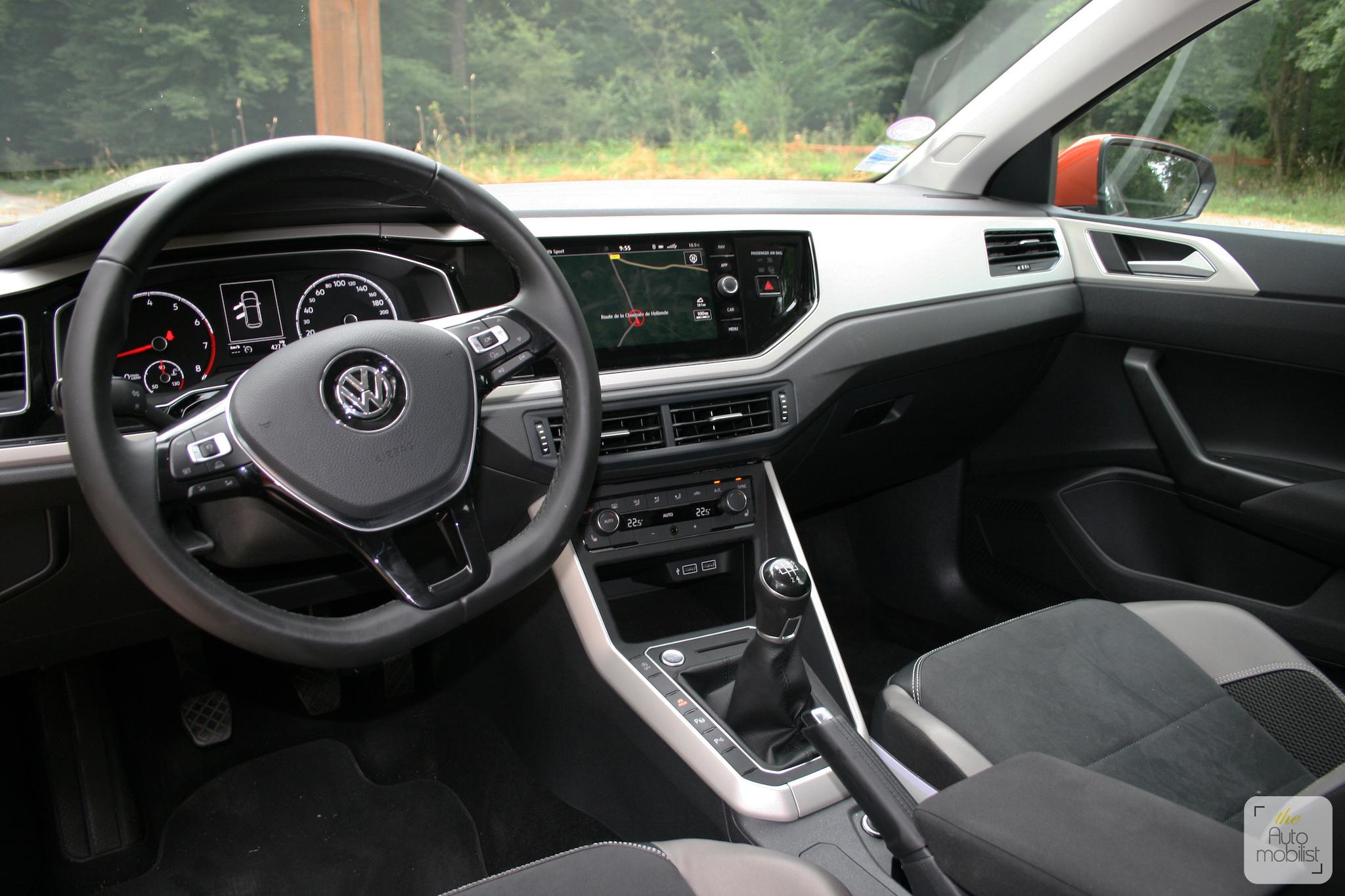 Essai VW Polo TSI 95 29