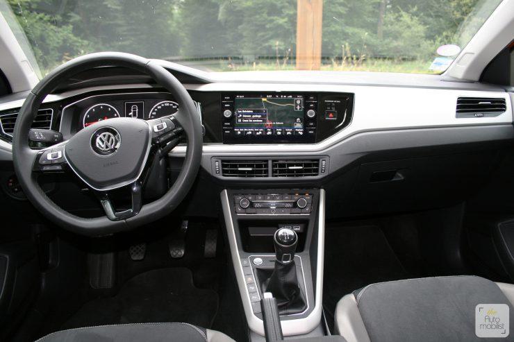Essai VW Polo TSI 95 32