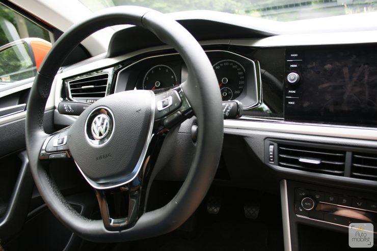Essai VW Polo TSI 95 36