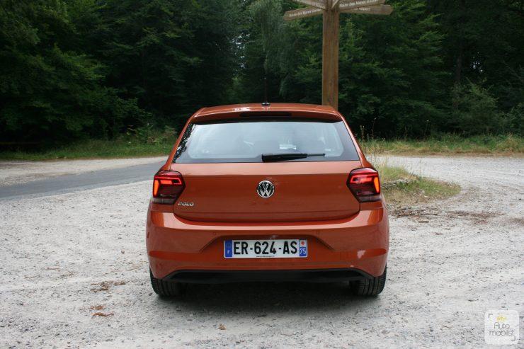 Essai VW Polo TSI 95 48