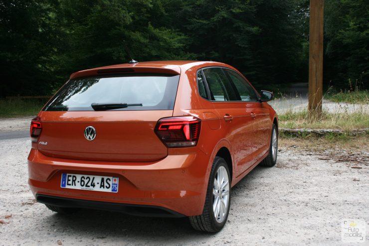 Essai VW Polo TSI 95 49