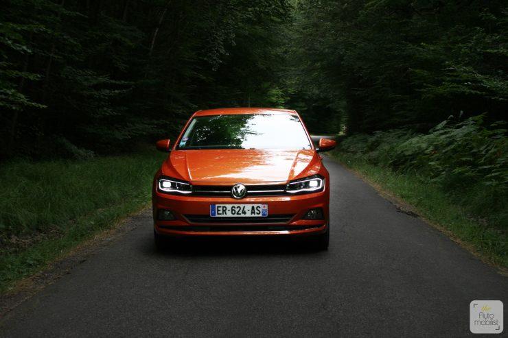 Essai VW Polo TSI 95 52