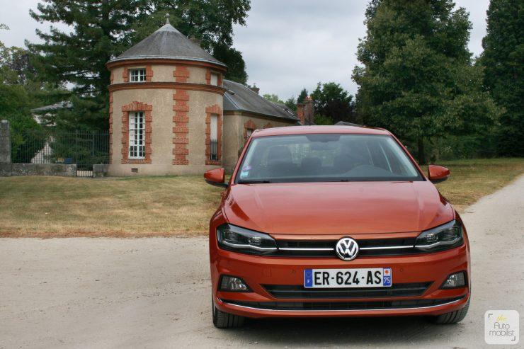 Essai VW Polo TSI 95 58