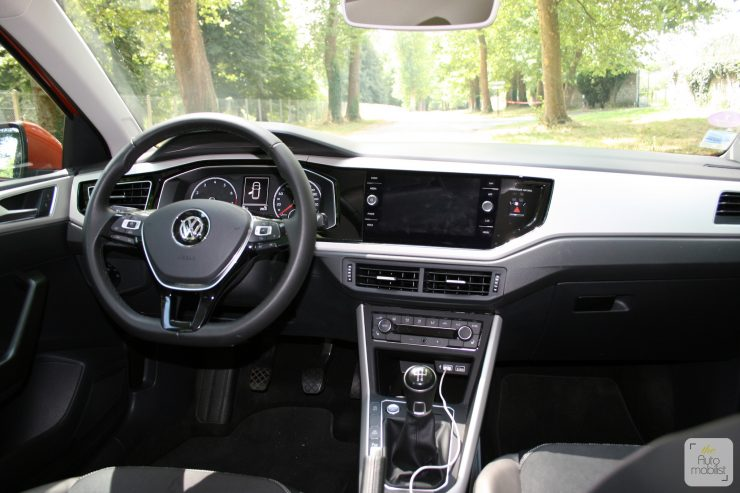 Essai VW Polo TSI 95 6