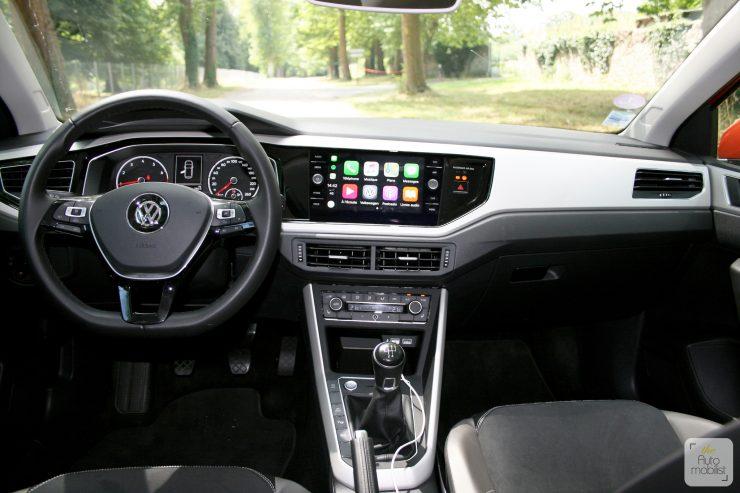Essai VW Polo TSI 95 7