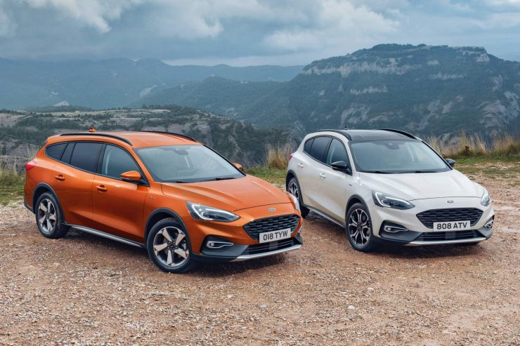 Ford Focus SW Active 2019