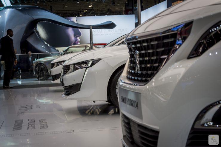 Mondial de Paris 2018 Peugeot 48