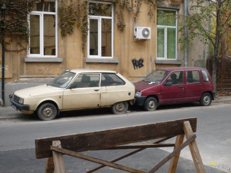 Oltcit Club Bucarest