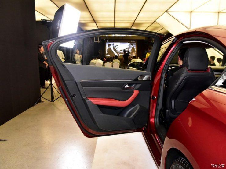 Peugeot 508L Chine 5