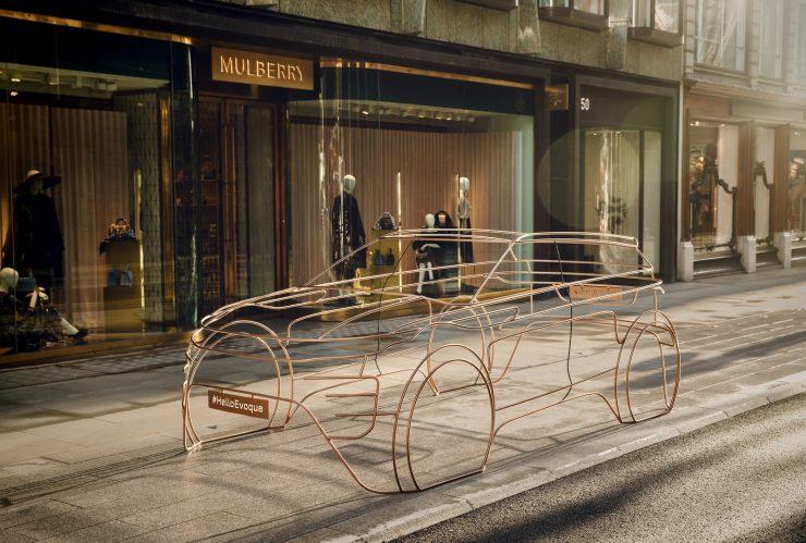 Range Rover Evoque 2 teasers sculptures 02
