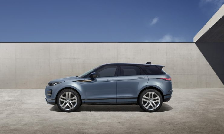 Range Rover Evoque II 2019 13
