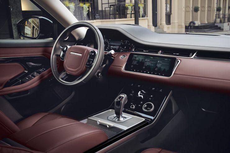 Range Rover Evoque II 2019 3