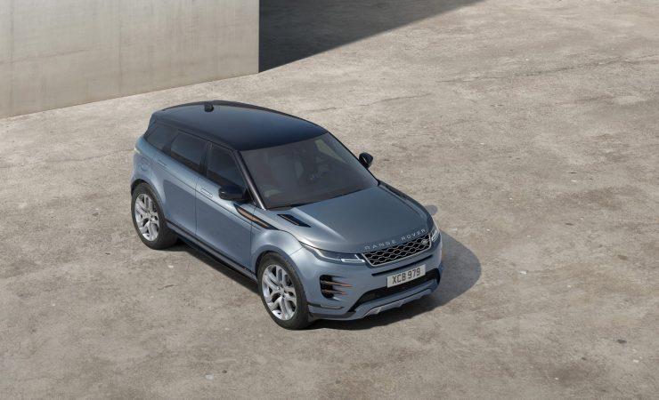 Range Rover Evoque II 2019 9