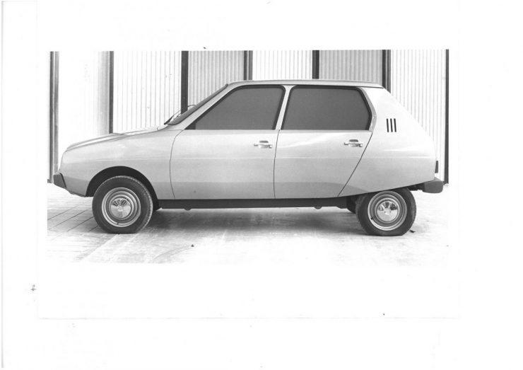 Citroën projet VD