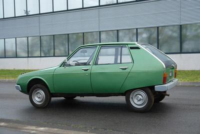 Citroën projet Y