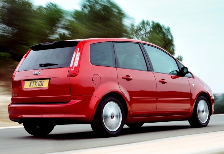 Ford C Max 1