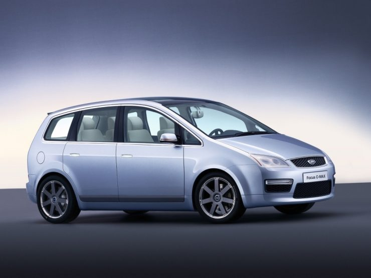 Ford C Max 2