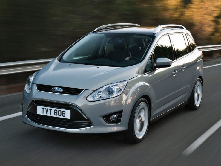 Ford C Max 4