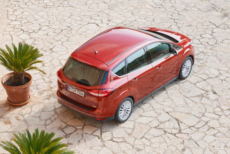 Ford C Max 6