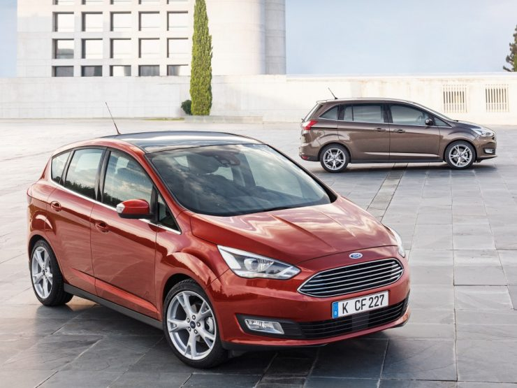 Ford C Max 9