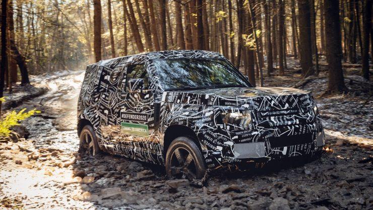 Land Rover Defender 2020 2