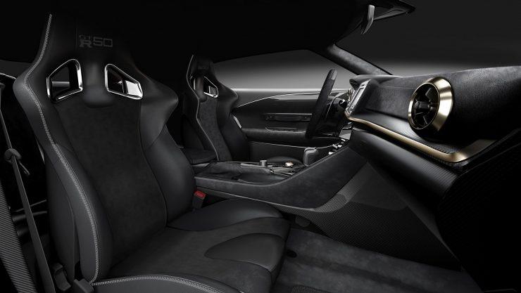 Nissan GT R50 Italdesign production 3