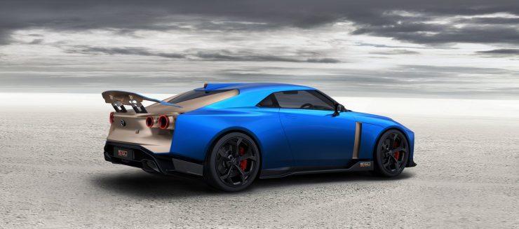 Nissan GT R50 Italdesign production 6
