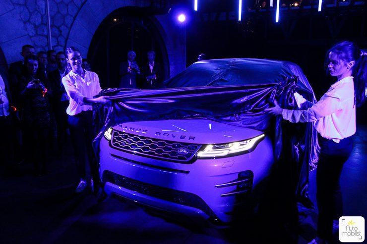 Range Rover Evoque 2018 07