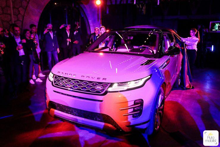 Range Rover Evoque 2018 09