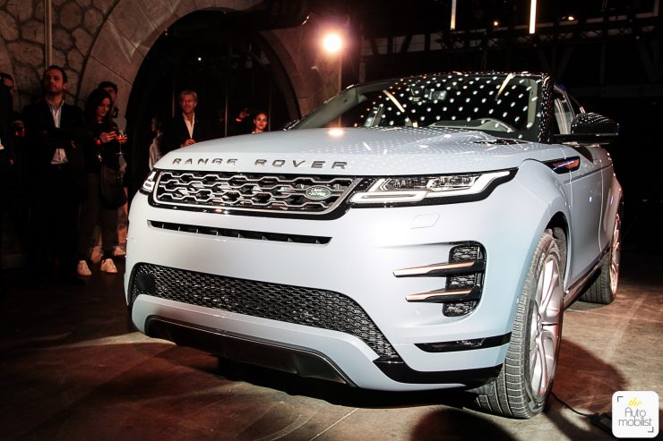 Range Rover Evoque 2018 11
