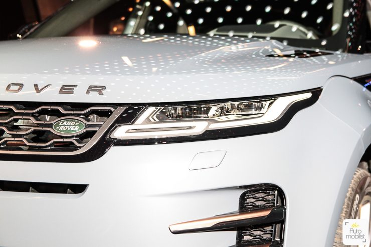 Range Rover Evoque 2018 12