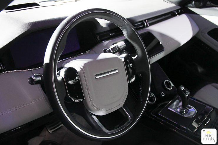 Range Rover Evoque 2018 16