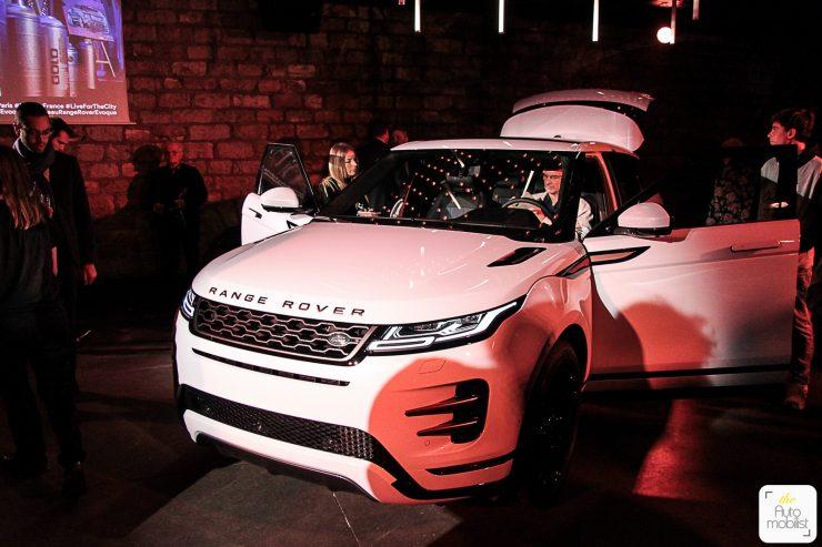 Range Rover Evoque 2018 31