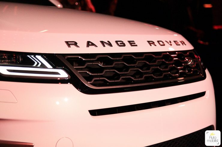 Range Rover Evoque 2018 33