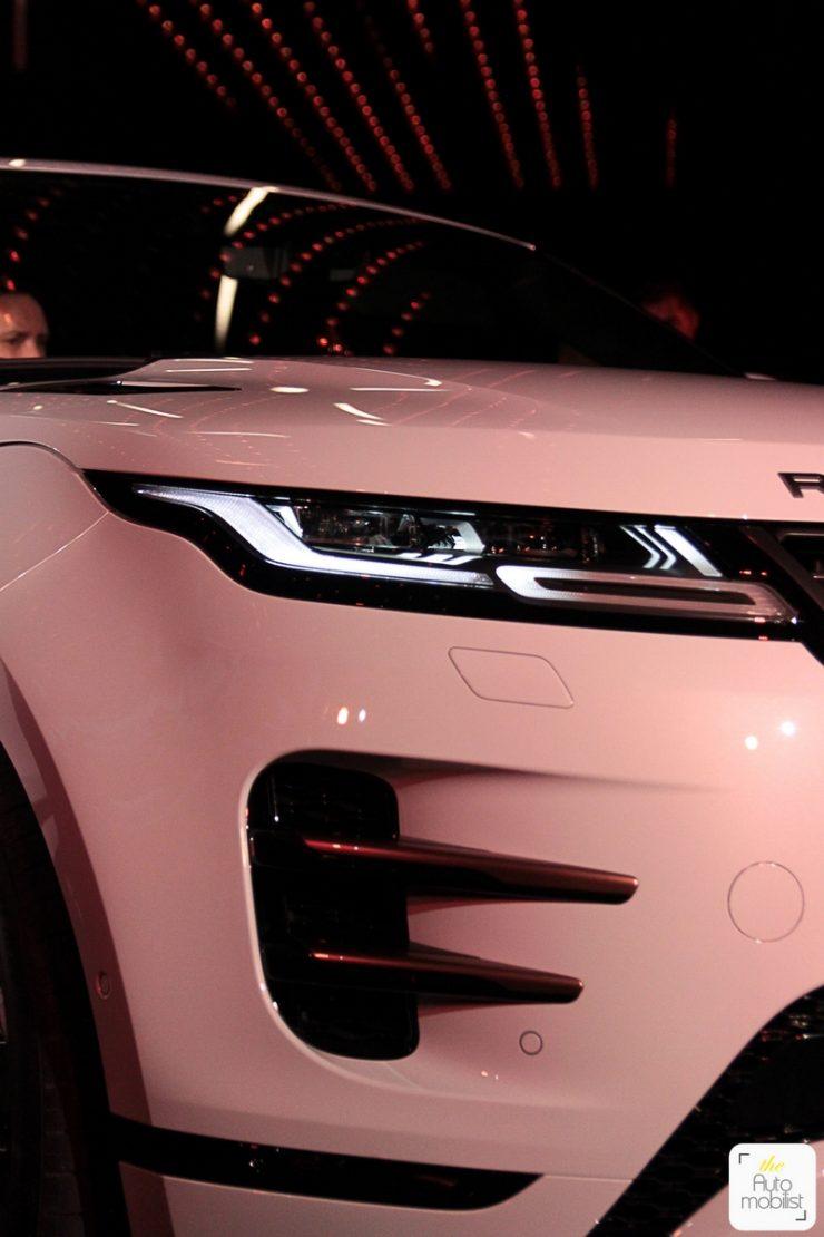Range Rover Evoque 2018 34