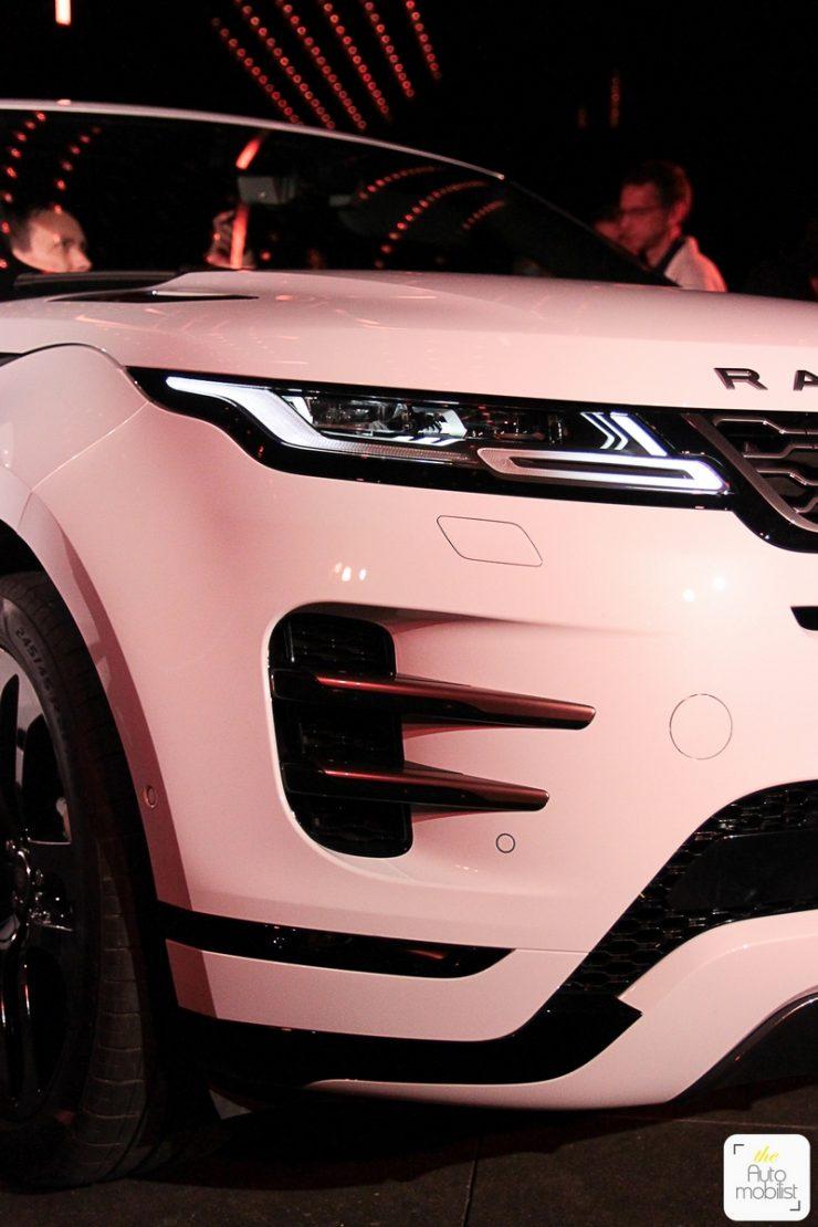 Range Rover Evoque 2018 35