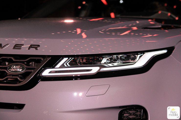 Range Rover Evoque 2018 38