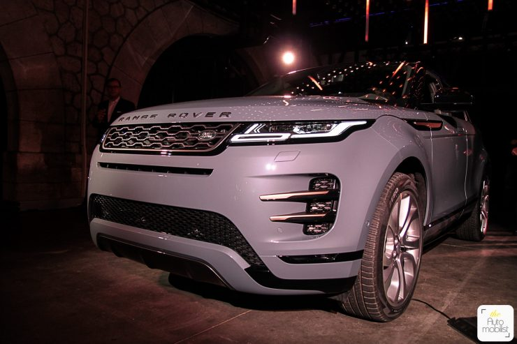 Range Rover Evoque 2018 39