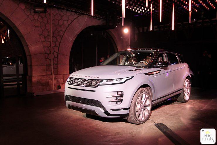 Range Rover Evoque 2018 40