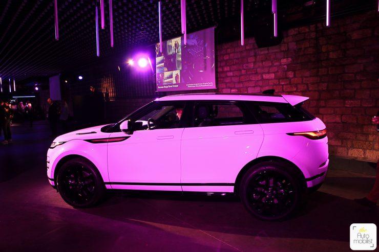 Range Rover Evoque 2018 56
