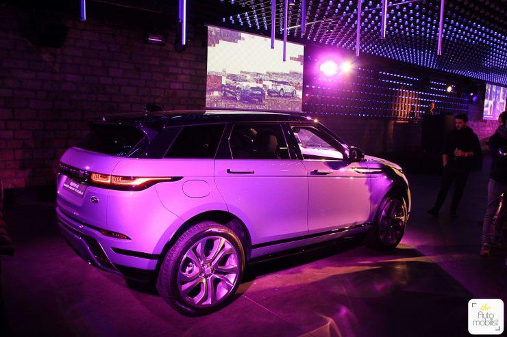 Range Rover Evoque 2018 58