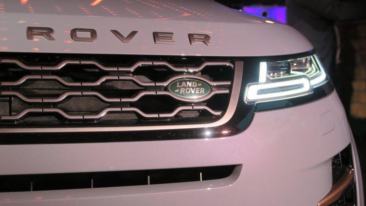 Range Rover Evoque 2019 details 10