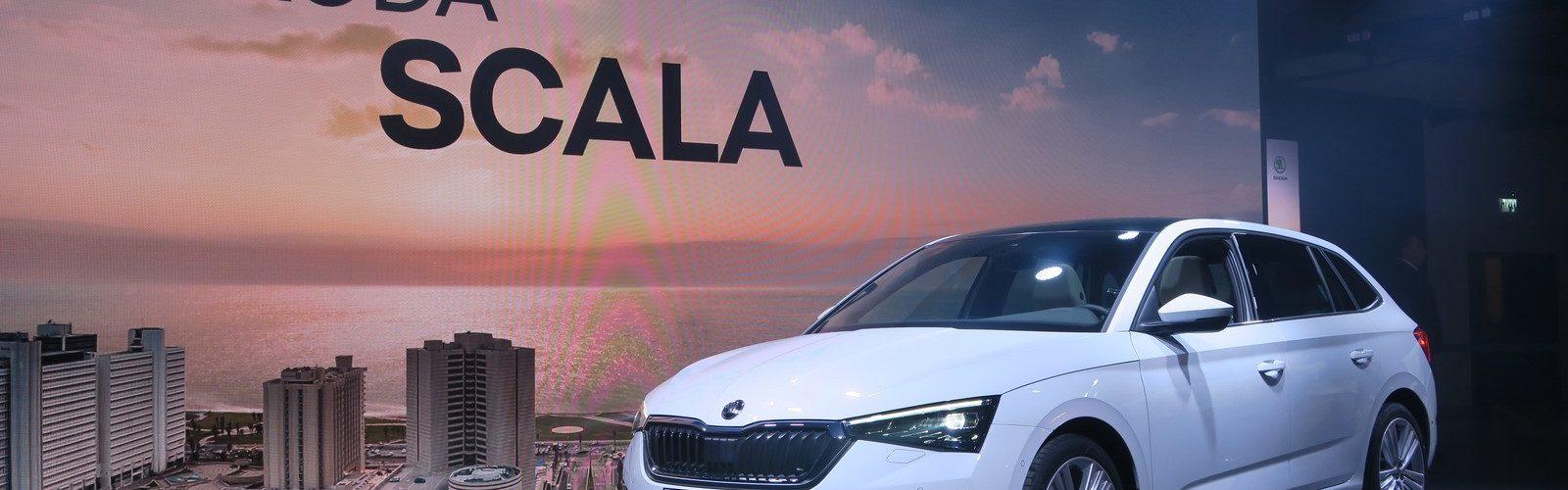 Skoda Scala 2019 TA 2018 FM 98