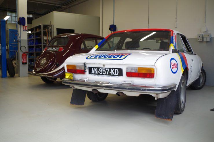 Ateliers du musee Peugeot TA FM 15